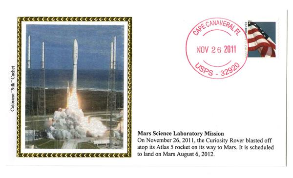 Launch Of Science Laboratory Missions