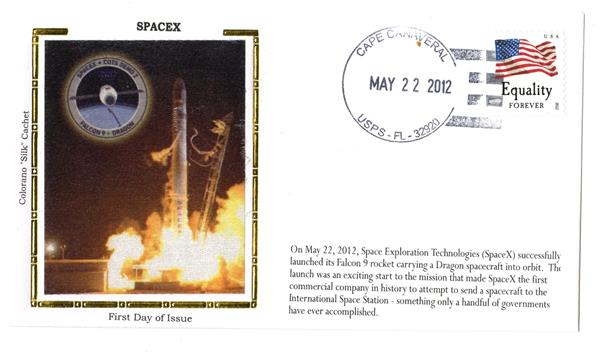 SPACEX Falcon 9 Launch 5/22/2012
