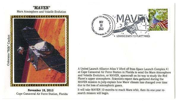 MAVEN, cancelled Cape Canaveral