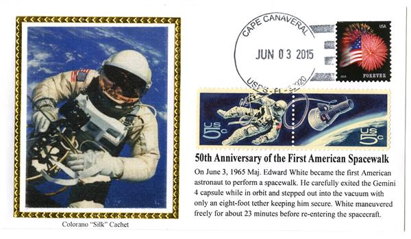 50th Anniversary of the First Spacewalk