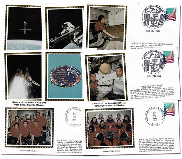 STS-101- SS Atlantis