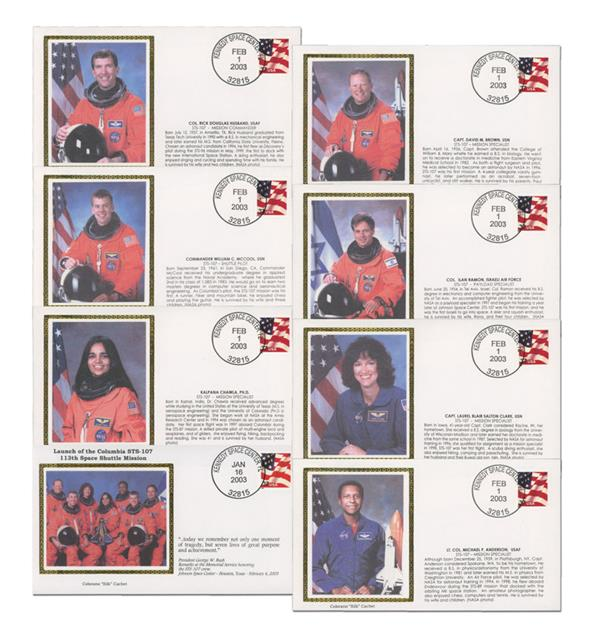 STS-107 - SS Columbia