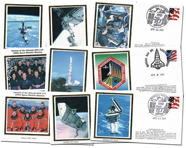 STS-110 - SS Atlantis