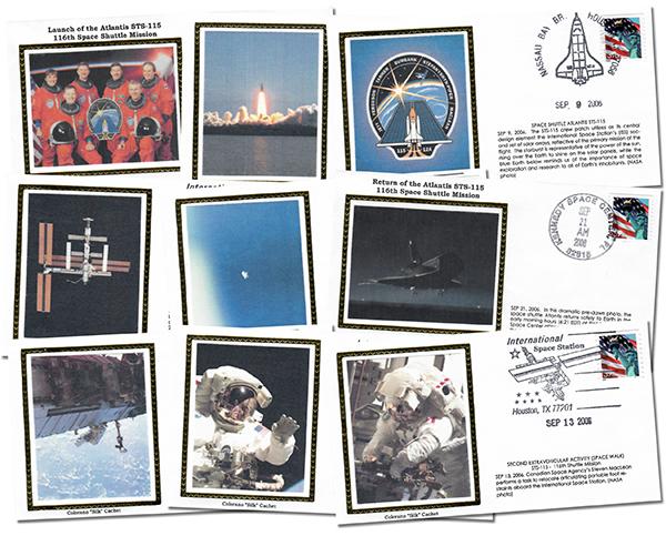 STS-115 - SS Atlantis