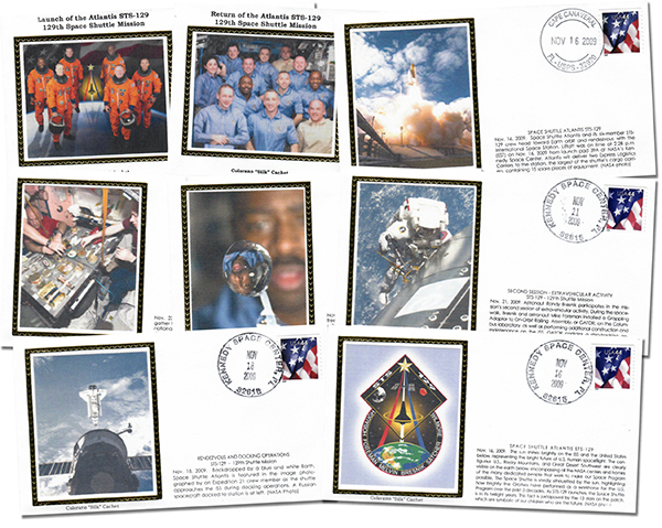 STS-129 - SS Atlantis