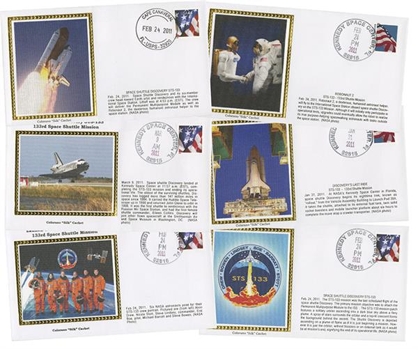 STS-133 - SS Discovery