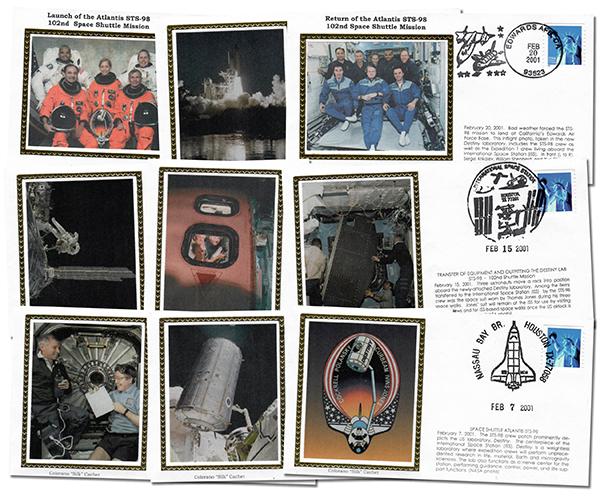 STS-98 - SS Atlantis