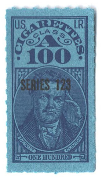 1953, 100 Cigarettes, Class A, Series 12