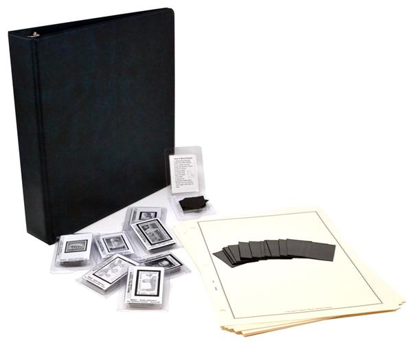 Create Your Own This Day in History Album with Binder, Blank