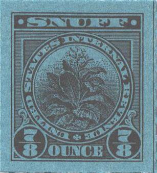 1917, 7/8oz Snuff, no series
