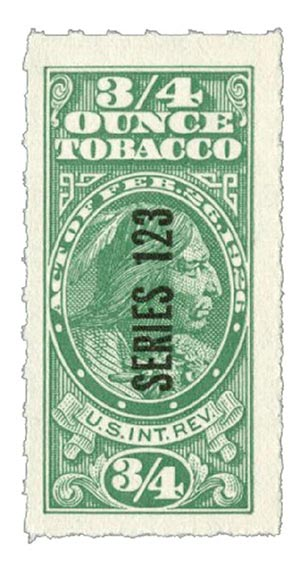 1953 3 4oz Tobacco Series 123 For Sale At Mystic Stamp