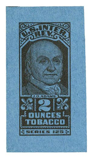 1955, 2oz Tobacco, Series 125