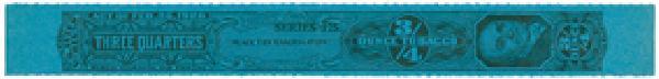 1955, 3/4oz Tobacco Strip, Series 125
