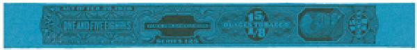 1955, 1 5/8oz Tobacco Strip, Series 125