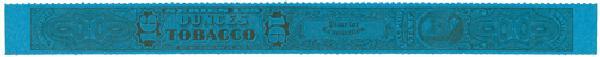 1955, 16oz Tobacco Strip, Series 125