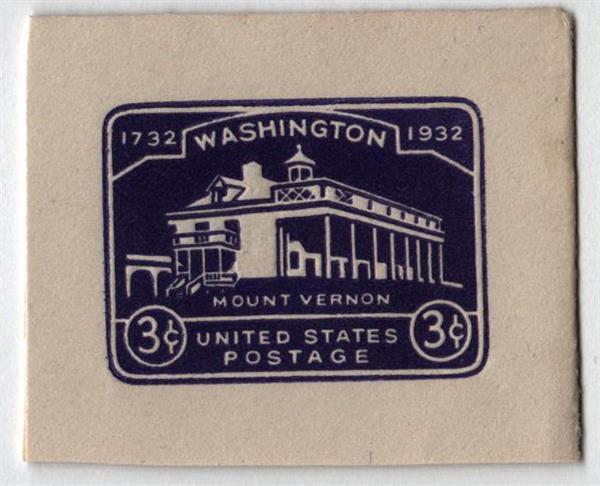1932 3c violet