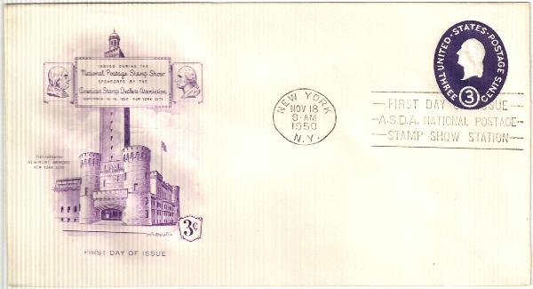 3c dark violet 1950