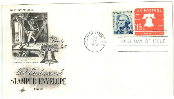 1.6 1969 LIBERTY BELL