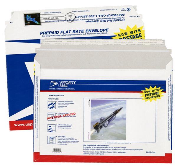 2006 $4.05 X-Plane Pr Mail Envelope
