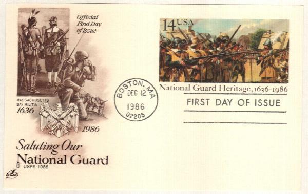 14c 1986 National Guard