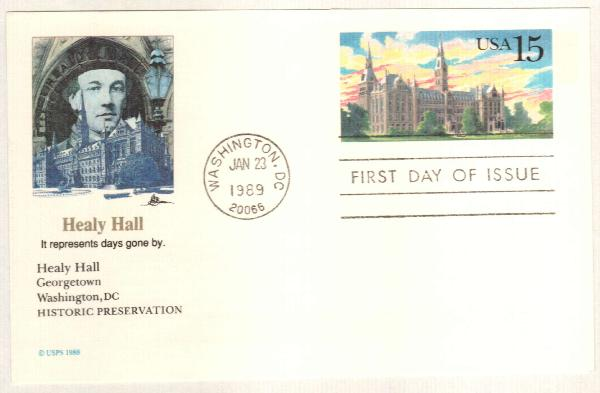 15c 1989 Healy Hall