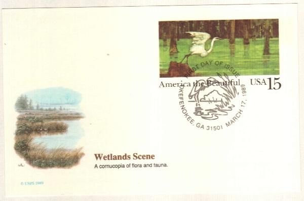 15c 1989 The Wetlands