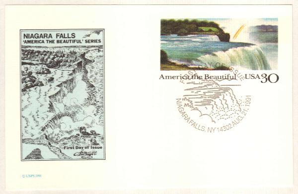 1991 Niagara Falls