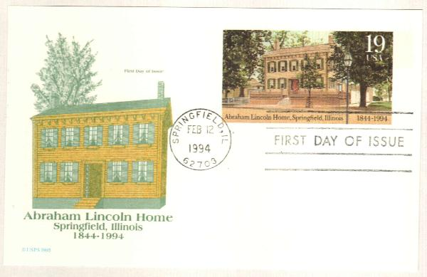 1994 Abraham Lincoln Home