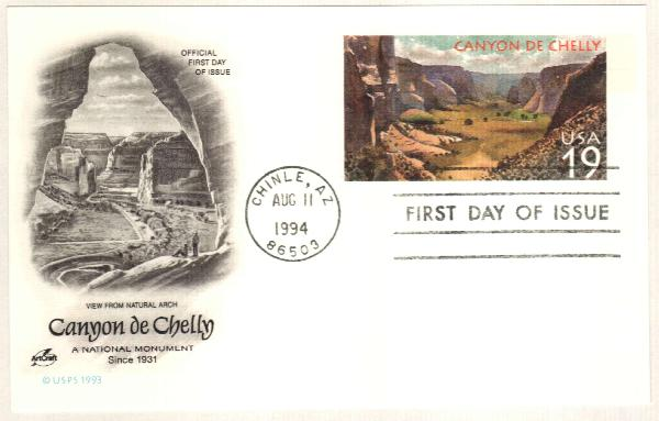 1994 Canyon de Chelly