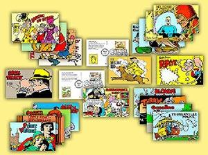 Comic Strip Classics Post Cards