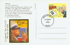 1995 20c Popeye