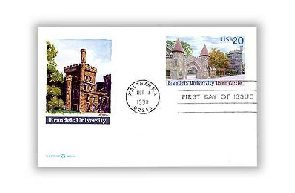 1998 20c Usen Castle
