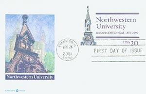 2001 20c NW University PC