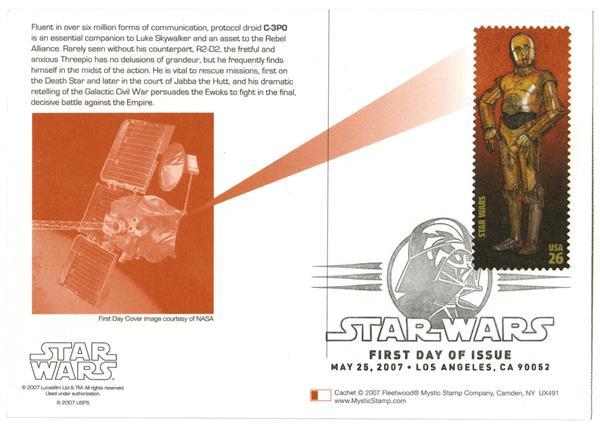 2007 26c Star Wars-C-3Po