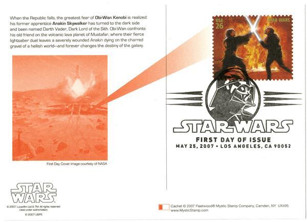 2006 26c Star Wars-A.S/Obi-Wan K.
