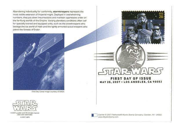 2007 26c Star Wars-Stormtroopers