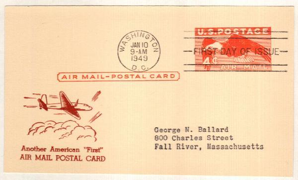 4c 1949 Eagle
