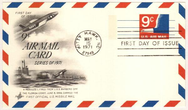 9c 1971 Eagle