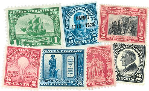 1920s Commemoratives
