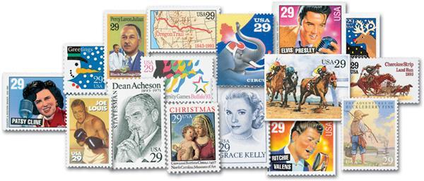 1993 Complete Commemorative Year Set