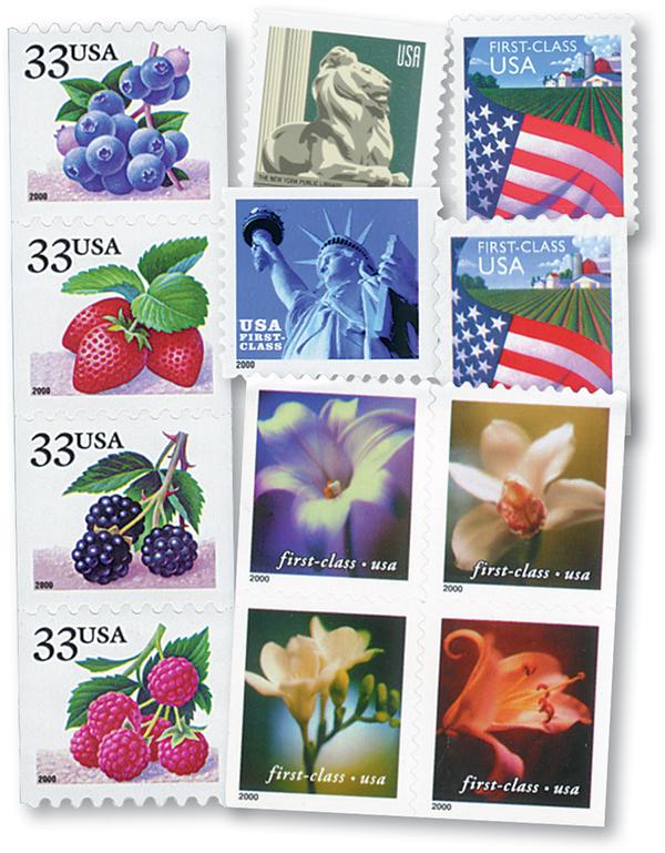 2000 Regular Issue Year Set