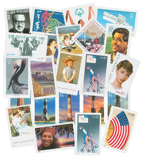 2003 Commemorative Stamp Year Set