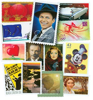 2008 Commemorative Stamp Year Set