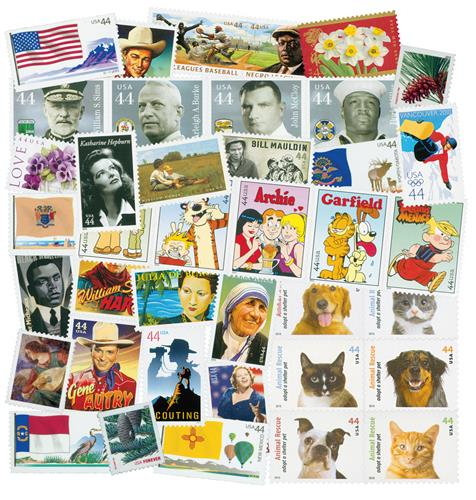 2010 Commemorative Stamp Year Set