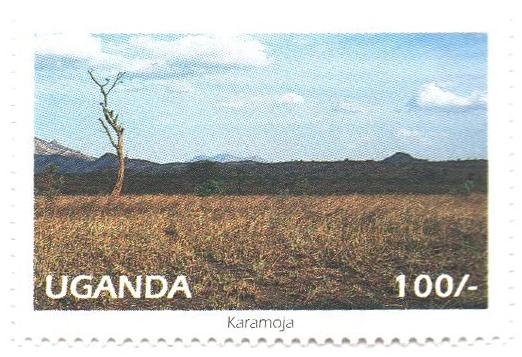 1995 Uganda