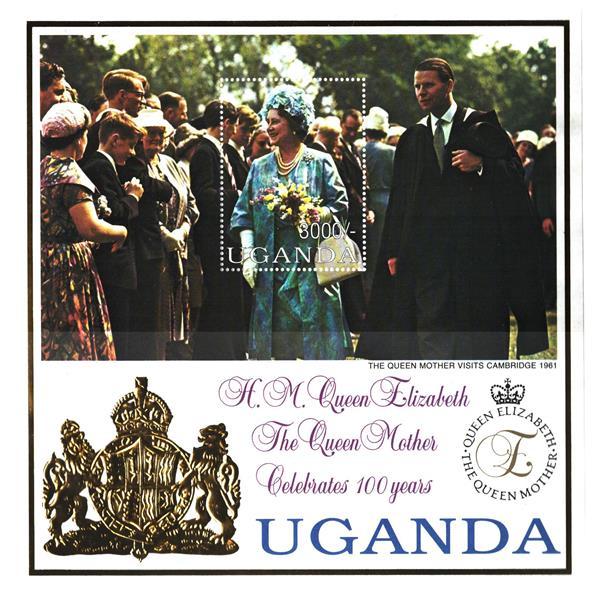1999 Uganda
