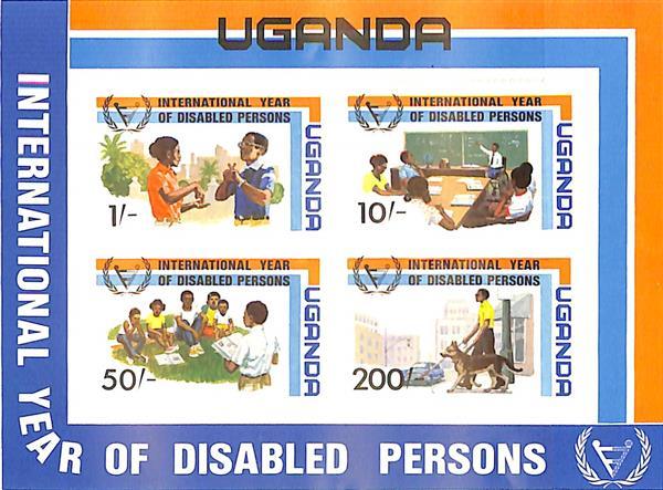 1981 Uganda