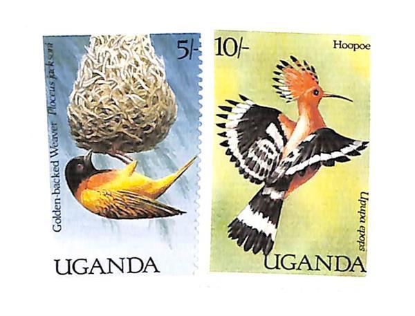 1987 Uganda