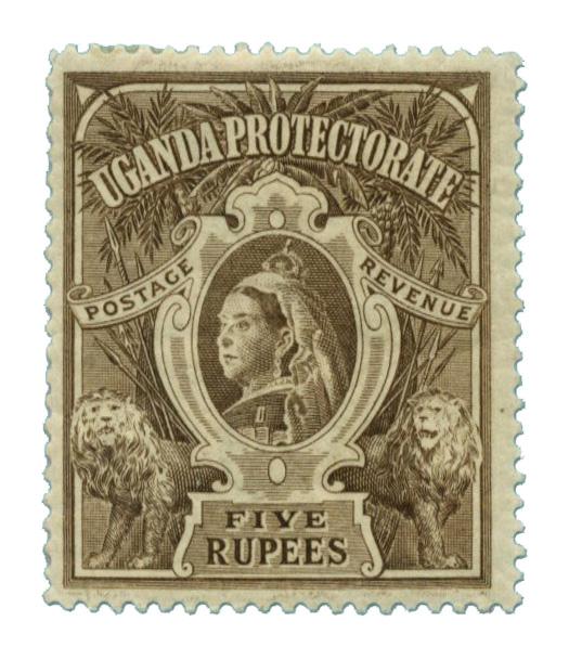 1898 Uganda