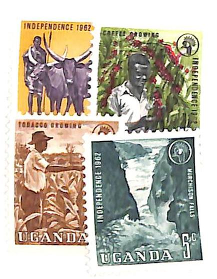 1962 Uganda